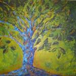 Blue Tree 2012