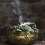 Aromatherapie mit Salbei